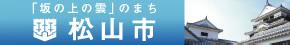 松山市役所ホームページ(外部サイト)